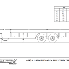 Wiring Diagram For Gooseneck Trailer Danfoss Hsa3 A Single Axle