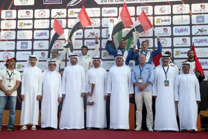 Al Zaffain and Bin Hendi cherish one more world title