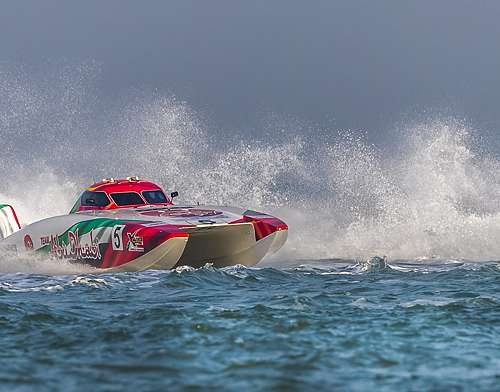 2017 UIM XCAT World Championship Xiamen GRAND PRIX 27-29 October Photo © RAFFAELLO BASTIANI