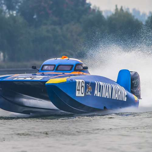 2017 UIM XCAT World Championship ZHENGZHOU GRAND PRIX 13-15 October Photo © RAFFAELLO BASTIANI