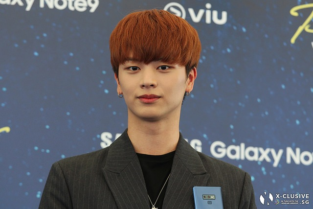 (x)clusive!: Yook Sungjae impresses fans with English at Viu x Samsung Meet and Greet
