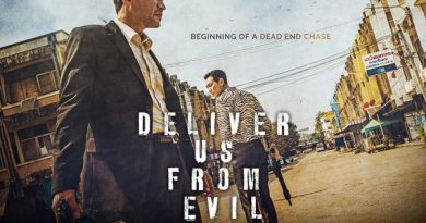 [MOVIE REVIEW] Deliver Us From Evil (feat. Hwang Jung Min and Lee Jung Jae)