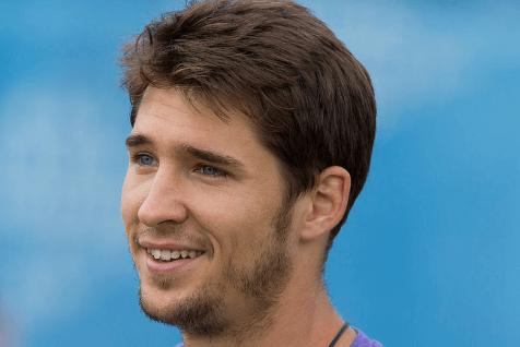 デュサン・ラヨビッチ男子テニス選手