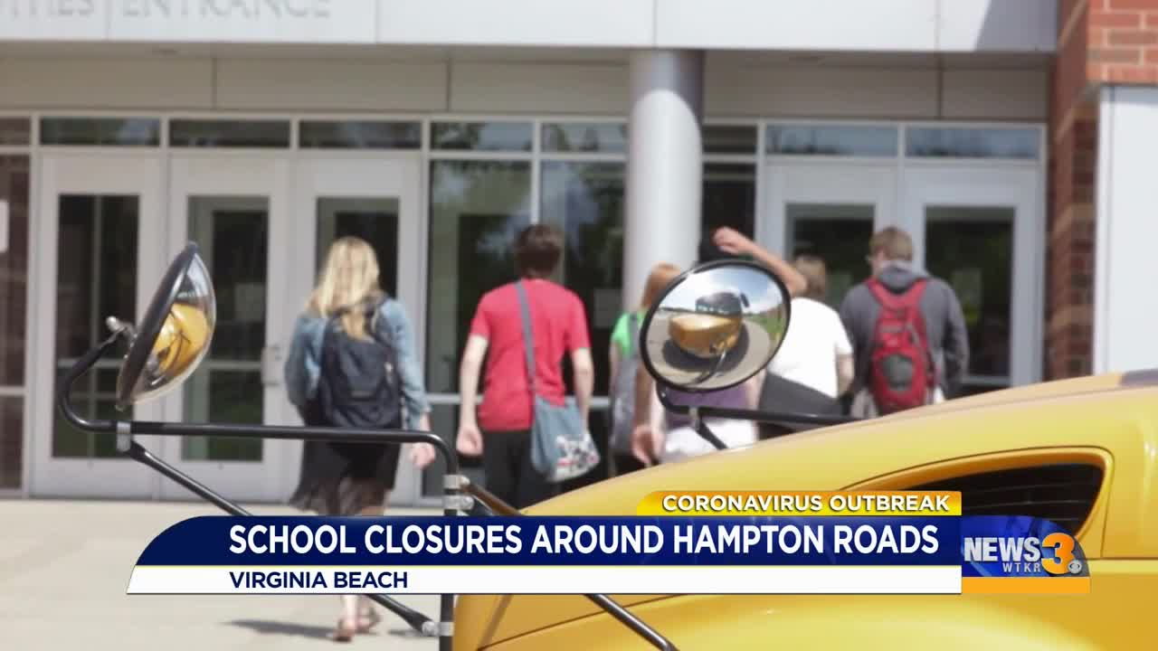 Local school districts share plans after statewide closure due to ...