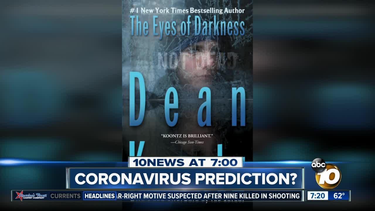 Fact or Fiction: Dean Koontz novel predicted coronavirus?