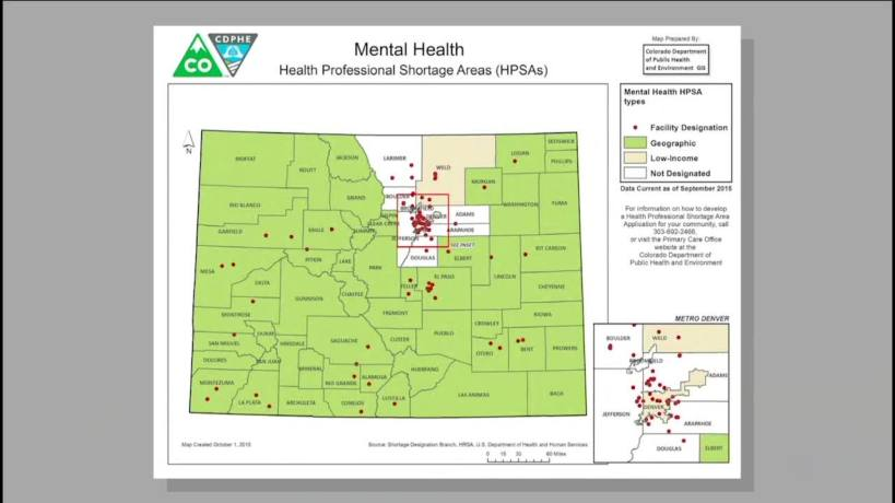 , More Coloradans are seeking mental health help, but there aren't enough professionals for everyone, Is it depression or mental disorder?
