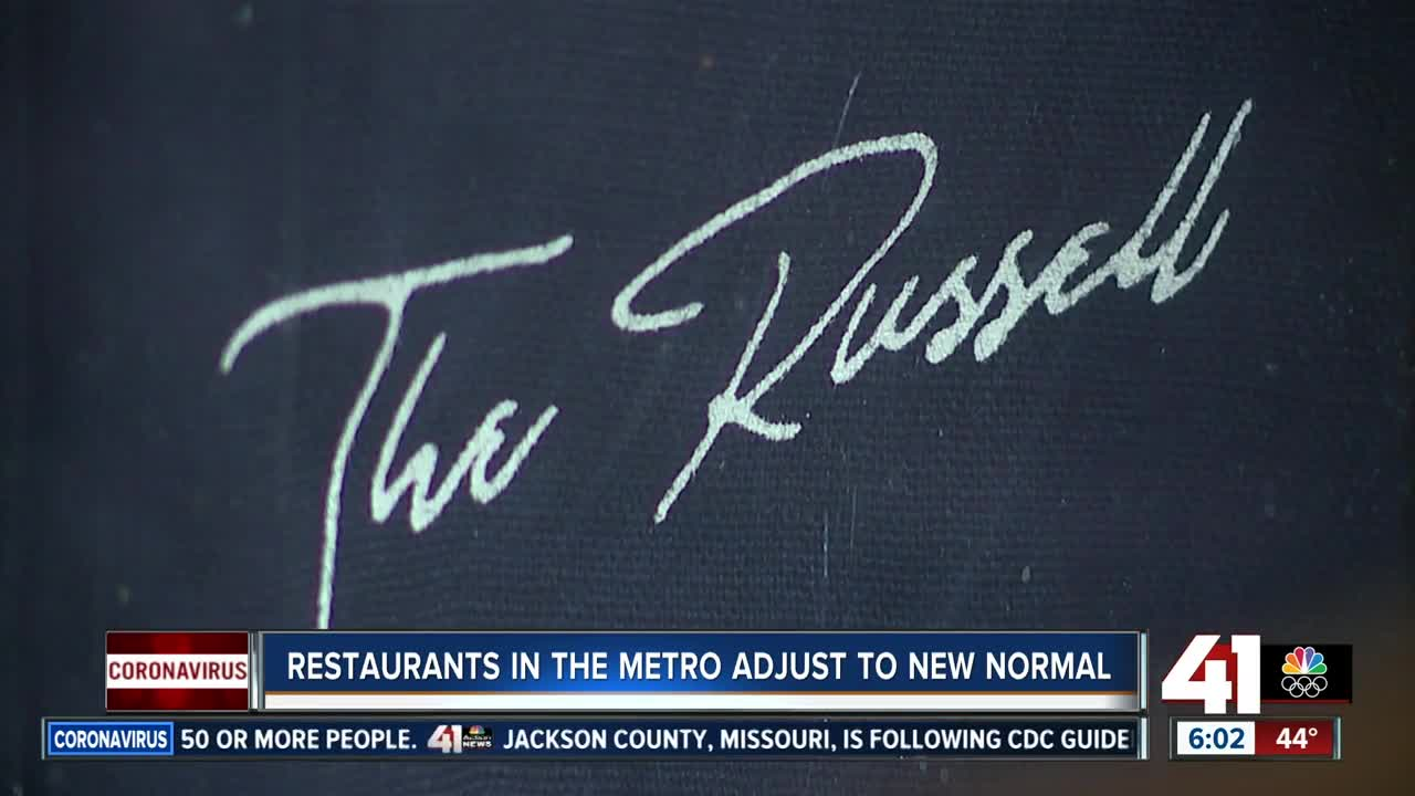 Kansas City restaurants taking new steps in response to COVID-19