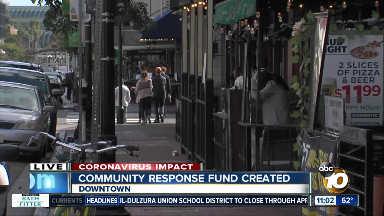 San Diego County leaders set up community response fund amid ...