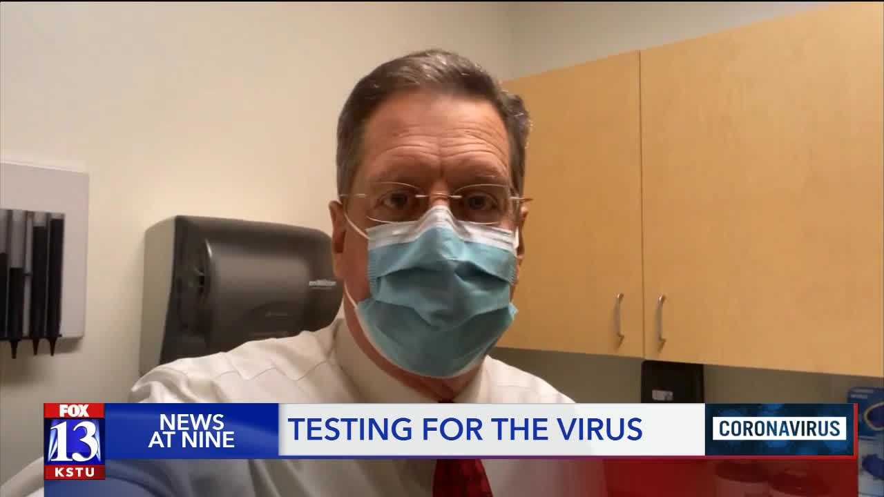 Getting screened for coronavirus in Utah: A firsthand look into ...
