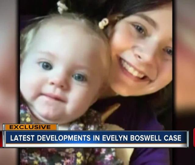Days After Evelyn Boswells Remains Were Found There Are Still