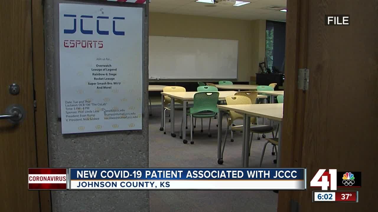 Johnson County, KS reports 5th COVID-19 case