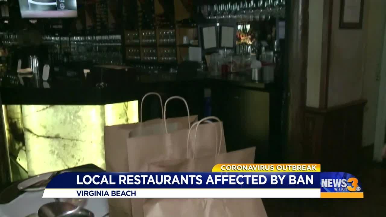 Virginia Beach restaurant finding new ways to serve after ...