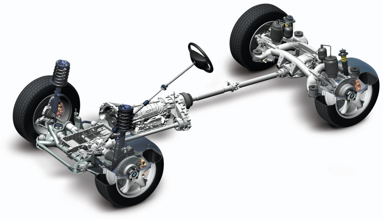 hight resolution of bmw x drive 4wd driveline