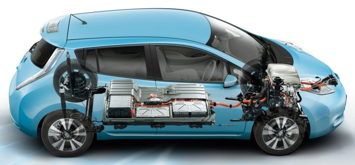 anatomy of a battery electric vehicle (bev) – x-engineer