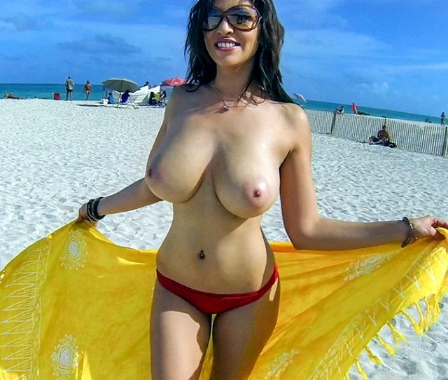 Hot Latina With Big Tits Naked Outdoors Big Tits Round Asses Bangbros