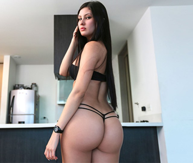Twenty Year Old Colombian Babe Gets Properly Fucked