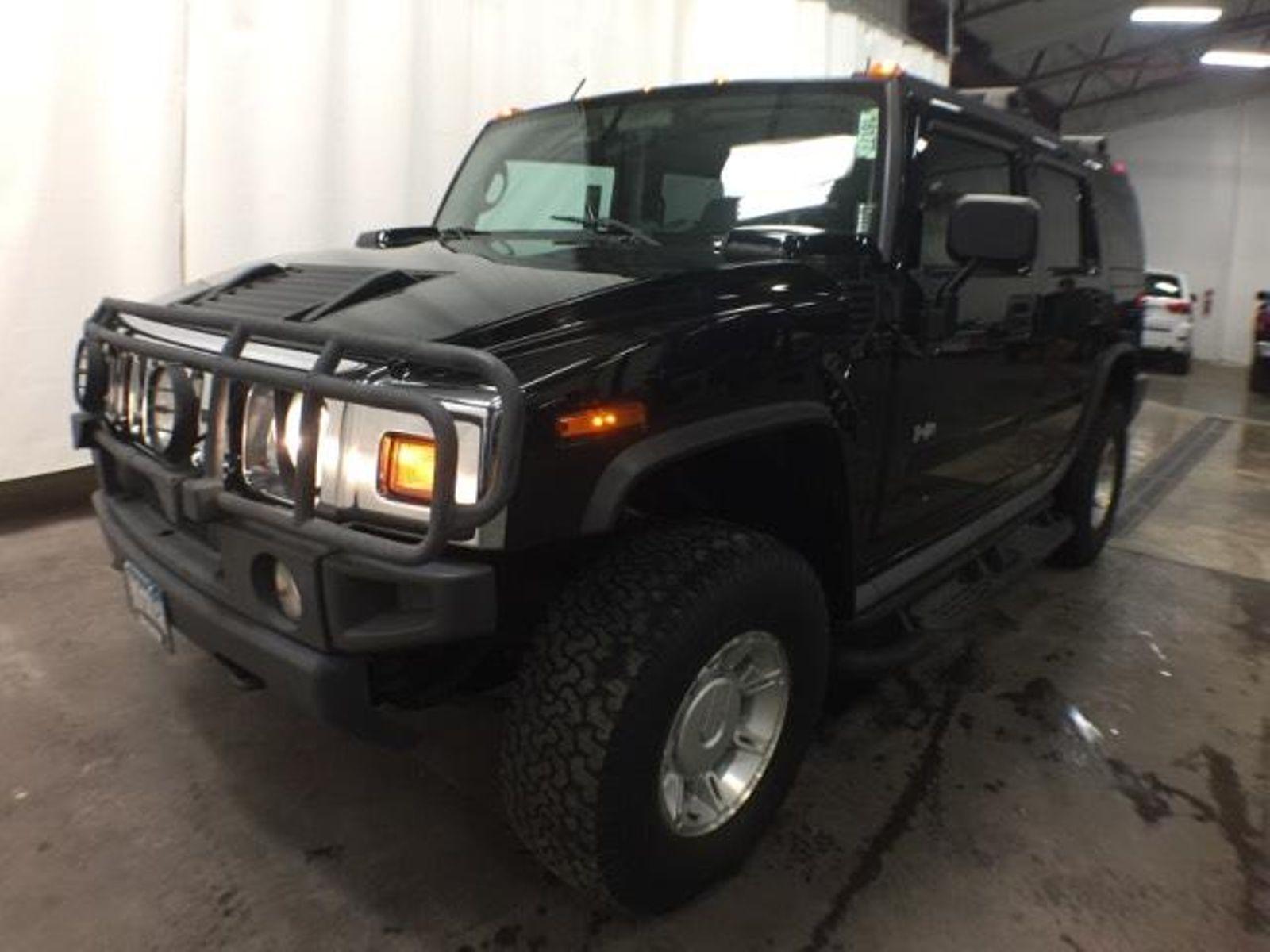 2003 Hummer H2 4dr Wgn