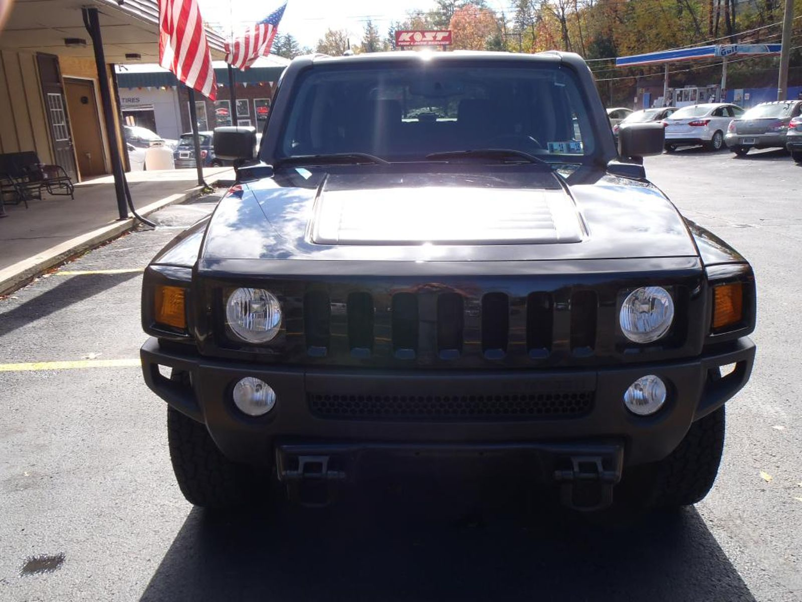 2007 Hummer H3 Gallery Cars Wallpaper Free