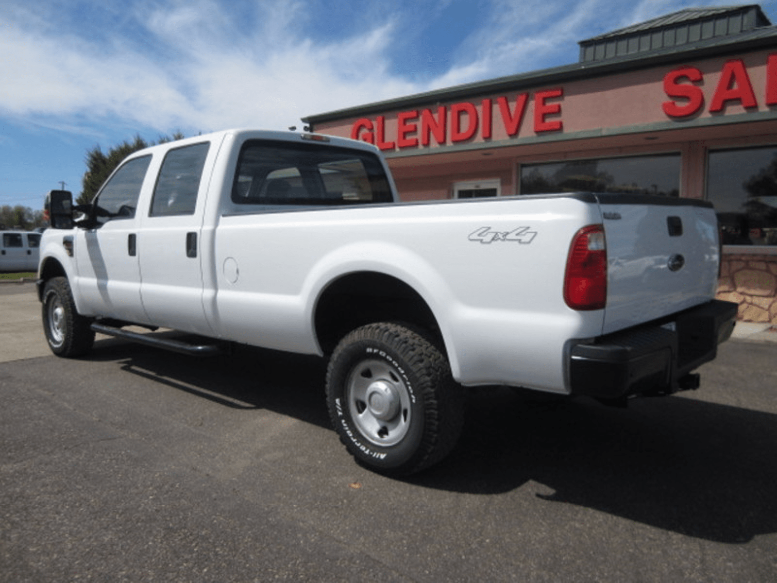 2008 Ford Super Duty F250 Srw