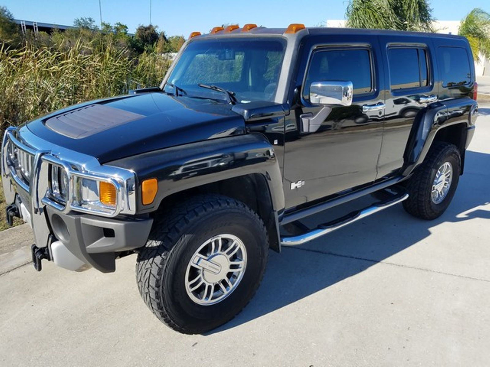 2008 Hummer H3 SUV Alpha city FL Unlimited Autosports