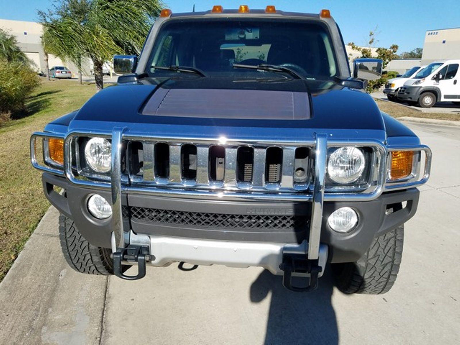 2008 Hummer H3 SUV Alpha city FL Unlimited Autosports