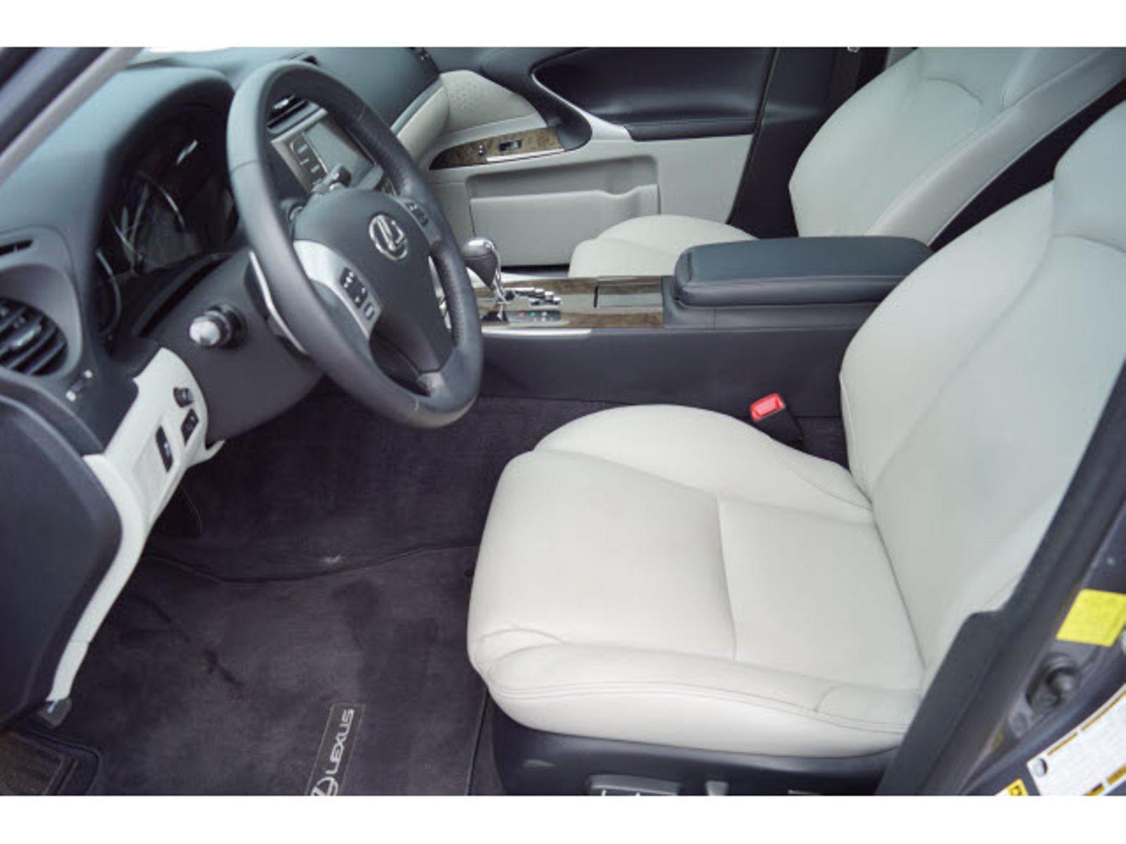 2012 Lexus IS 250 Base city Texas Vista Cars and Trucks