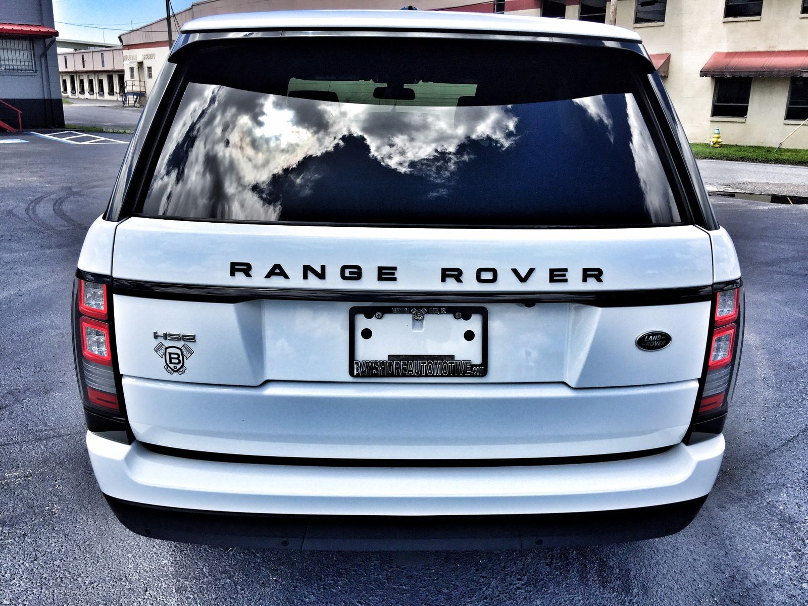 2014 Land Rover Range Rover SUPERCHARGED REAR ENT 22S PANO Florida