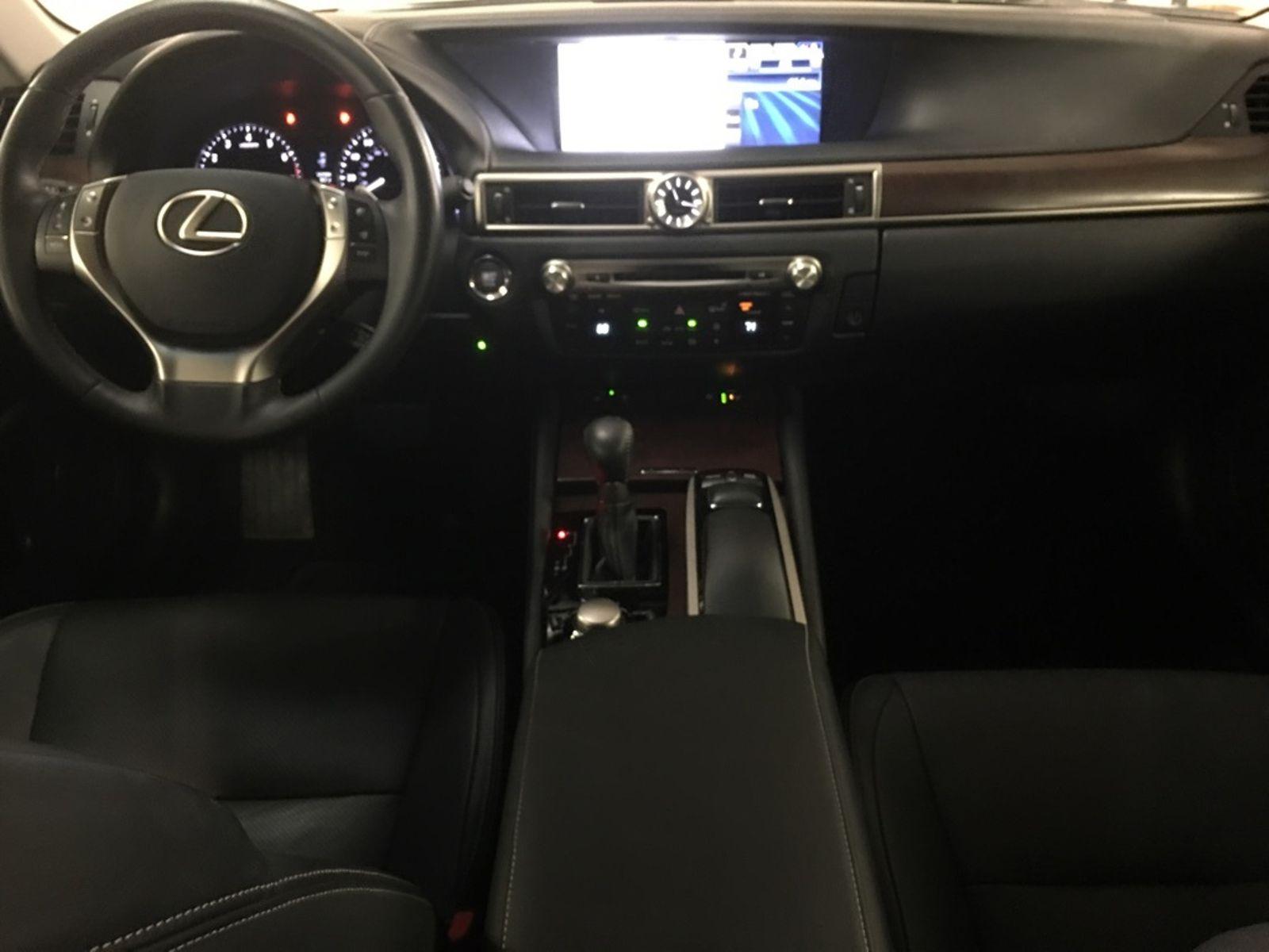 2014 Lexus GS 350 city GA Malones Automotive