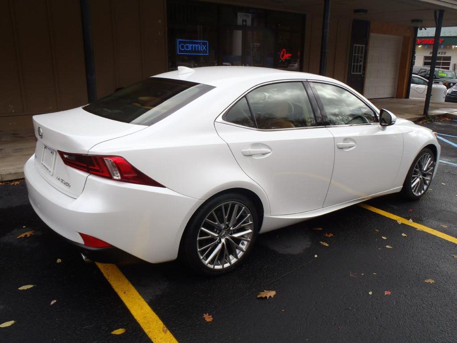 2014 Lexus IS 250 250 city PA Carmix Auto Sales
