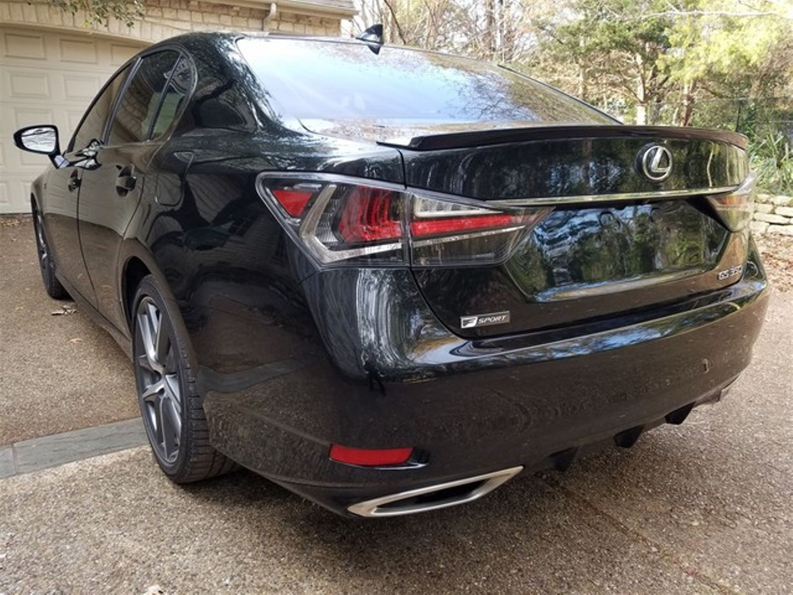2016 Lexus GS 350 F Sport Lease Takeover $649 MO