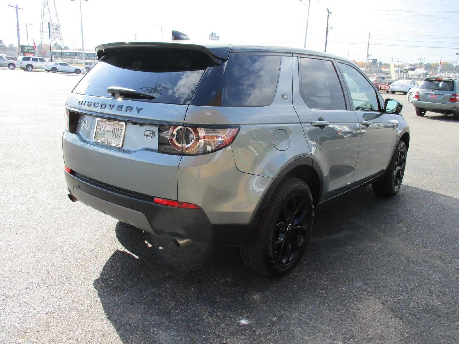 2017 Land Rover Discovery Sport HSE city Tennessee Peck Daniel