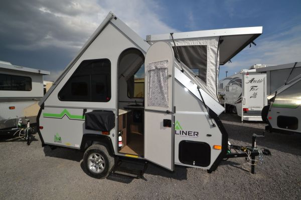 Columbia Northwest Recalls Aliner Ascape Trailers - Year of