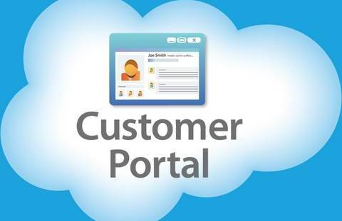 New Customer Portal