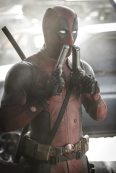 Deadpool - Gun Sniff