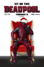 Deadpool - Sit On This - Poster