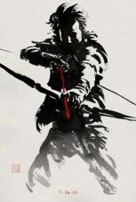 The Wolverine - Poster Hashida