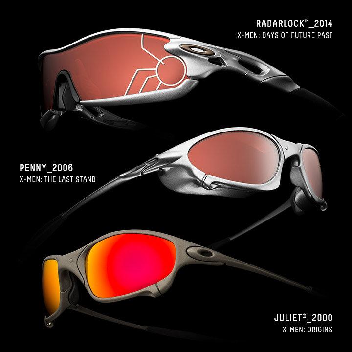0da31c14df30 A closer look at Cyclops  new futuristic glasses.  XMen – X-Men Films