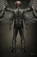"""Angel """"Archangel"""" Concept Art"""