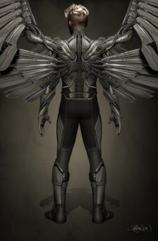 "Angel ""Archangel"" Concept Art"