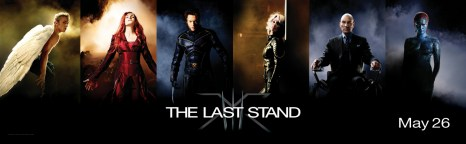 X-Men The Last Stand - Banner