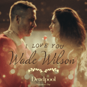 Deadpool - Valentines