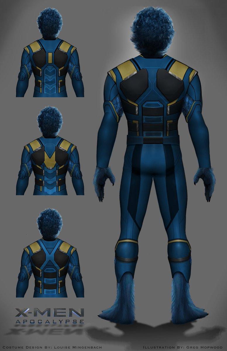 Costume Design For Concept Art