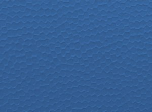 blue - honeycomb pattern
