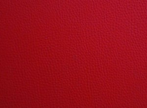 red -  litchi pattern