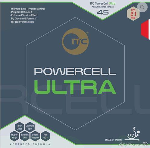 ยางปิงปอง_itc-tt - Powercell Ultra