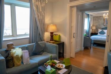 Kempinski Nile Hotel Garden City Cairo (ケンピンスキー ナイル ホテル) : Nile Junior Suite