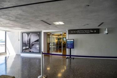 ハワイアン航空 プルメリアラウンジ@ホノルル空港