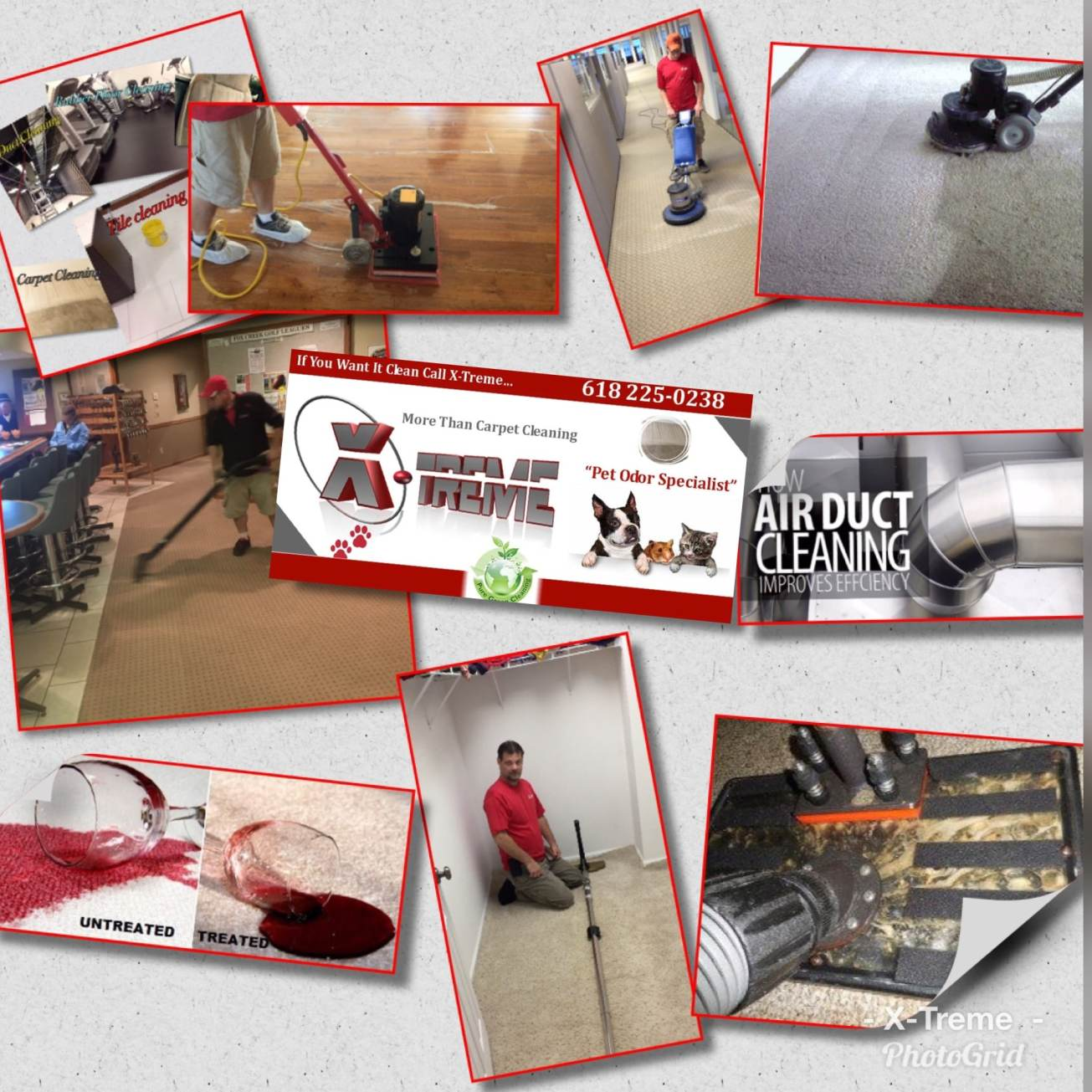 Caseyville, IL Carpet Cleaning