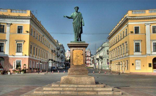 Odessa ne sera plus Hadzhibey