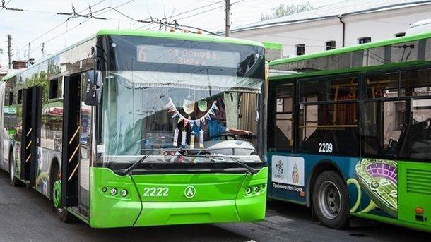 У Харкові проводять перевірки в трамваях і тролейбусах